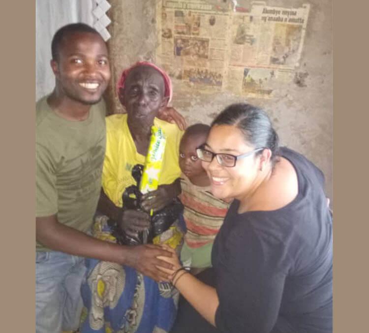Uganda partner Pastor Samuel Nyesigamukama